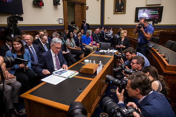 Strategy「Federal Reserve Chairman Jerome Powell Testifies Before House Financial Services Committee」:写真・画像(15)[壁紙.com]