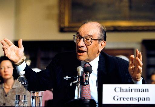 Shy「Federal Reserve Chairman Alan Greenspan」:写真・画像(14)[壁紙.com]