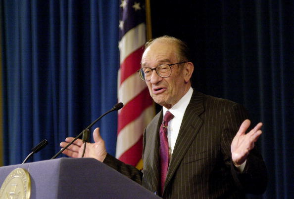 Chairperson「Reagan Lecture With Alan Greenspan」:写真・画像(16)[壁紙.com]