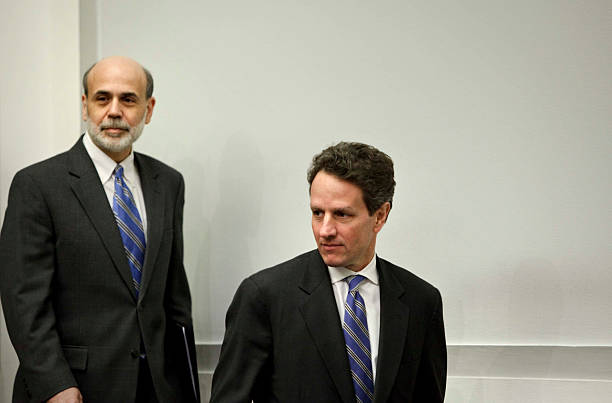 Geithner And Bernanke Testify Before House Panel On AIG's Impact On Economy:ニュース(壁紙.com)