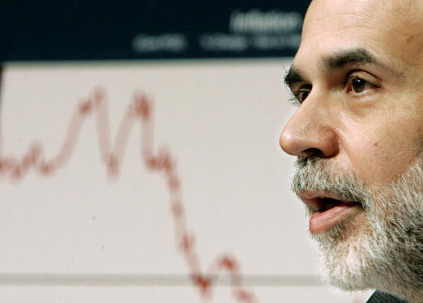 Joshua Roberts「Bernanke Testifies Before Joint Economic Committee」:写真・画像(6)[壁紙.com]