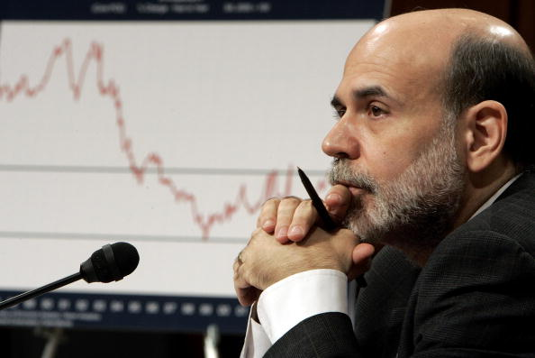 Joshua Roberts「Bernanke Testifies Before Joint Economic Committee」:写真・画像(7)[壁紙.com]