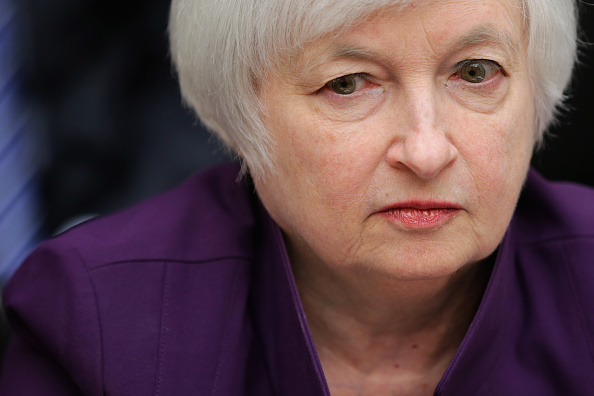 Finance and Economy「Janet Yellen Testifies Before House Financial Services Committee」:写真・画像(5)[壁紙.com]