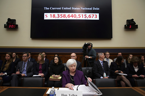 Rayburn House Office Building「Janet Yellen Testifies Before House Financial Services Committee」:写真・画像(16)[壁紙.com]