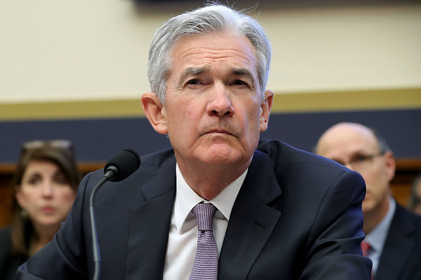 Chair「Federal Reserve Board Chairman Jerome Powell Testifies To House Hearing On State Of The Economy」:写真・画像(10)[壁紙.com]