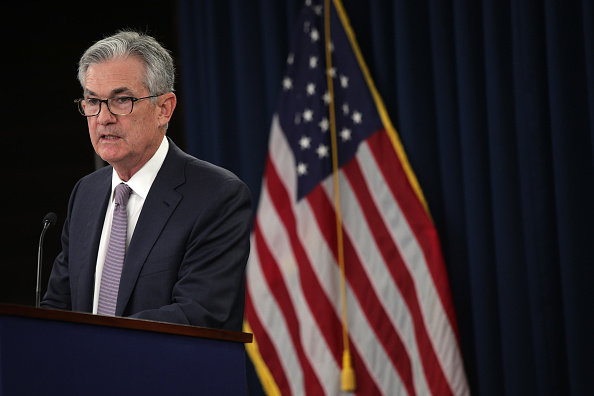 Cutting Board「Federal Reserve Chair Jerome Powell  Holds A News Conference On Interest Rates」:写真・画像(19)[壁紙.com]