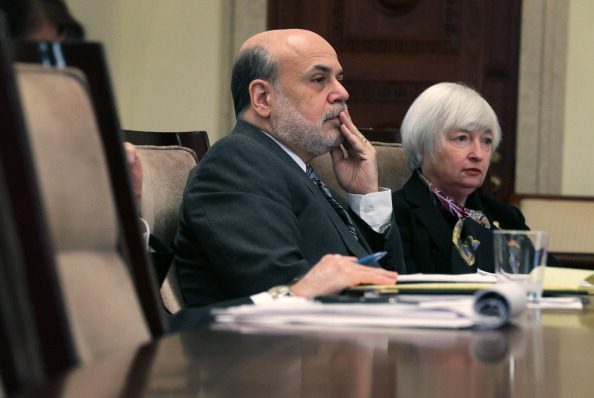 Variation「Federal Reserve Board Of Governors Meet To Discuss Volcker Rule」:写真・画像(14)[壁紙.com]