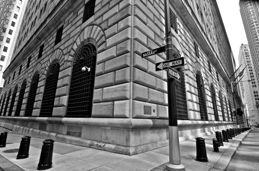 Wrought Iron「Federal Reserve Building, Lower Manhattan Financial District, New York City」:スマホ壁紙(16)
