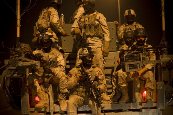 Responsibility「Iraq Security Forces Conduct Operations in Lead-up to US Drawdown」:写真・画像(5)[壁紙.com]
