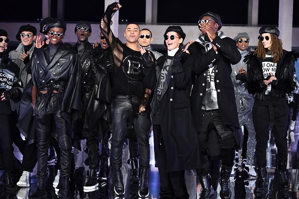 Paris Menswear Fashion Week「Balmain Homme : Runway - Paris Fashion Week - Menswear F/W 2019-2020」:写真・画像(10)[壁紙.com]