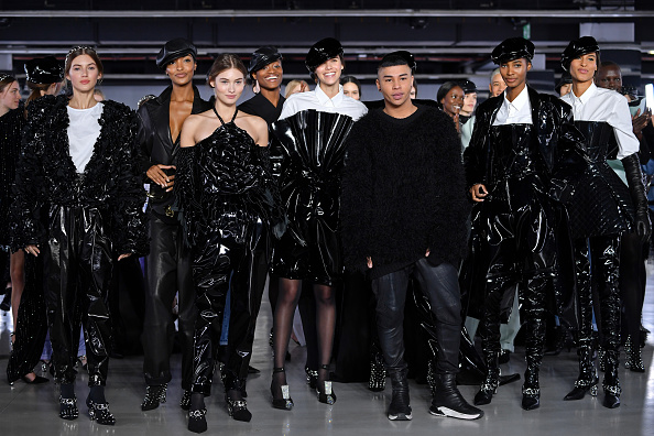 Olivier Rousteing - Fashion Designer「Balmain : Runway - Paris Fashion Week Womenswear Fall/Winter 2019/2020」:写真・画像(14)[壁紙.com]