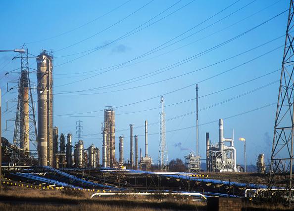 Greenhouse Gas「A petrochemical plant on Teeside, UK.」:写真・画像(12)[壁紙.com]