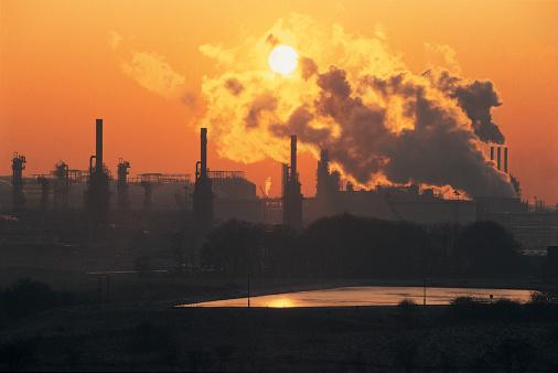 Fife - Scotland「Petrochemical Works, Mossmorran, Scotland」:スマホ壁紙(13)
