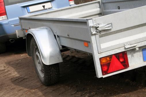 Vehicle Trailer「Car trailer for transport」:スマホ壁紙(8)