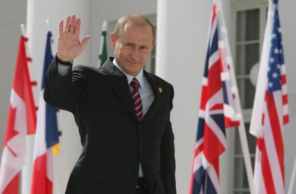 2007「G8 Summit - Day 1」:写真・画像(14)[壁紙.com]