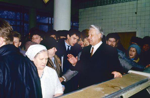 Politician「Boris Yeltsin」:写真・画像(19)[壁紙.com]
