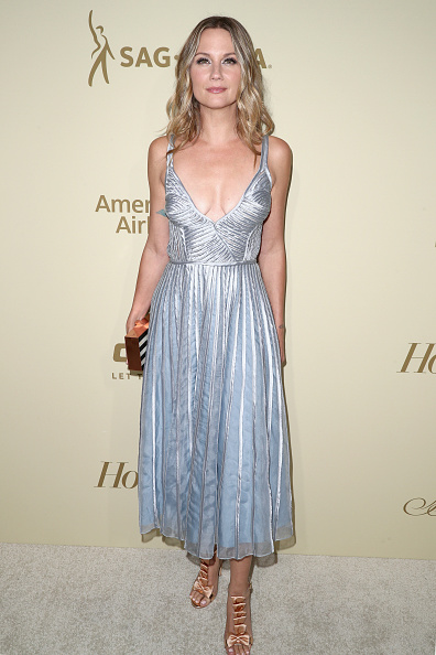 Sheer Fabric「The Hollywood Reporter And SAG-AFTRA Inaugural Emmy Nominees Night Presented By American Airlines, Breguet, And Dacor - Arrivals」:写真・画像(18)[壁紙.com]