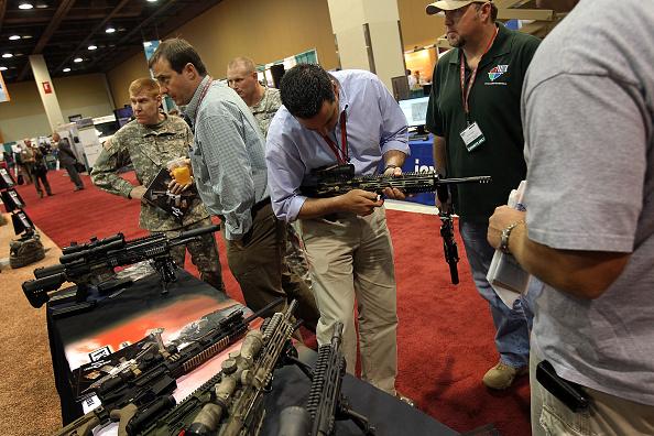 John Moore「Border Security Expo Showcases Latest Technologies To Protect Borders」:写真・画像(16)[壁紙.com]