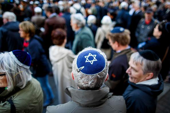 Skull Cap「Jewish Community Calls For Kippah Gathering To Protest Against Anti-Semitism」:写真・画像(18)[壁紙.com]