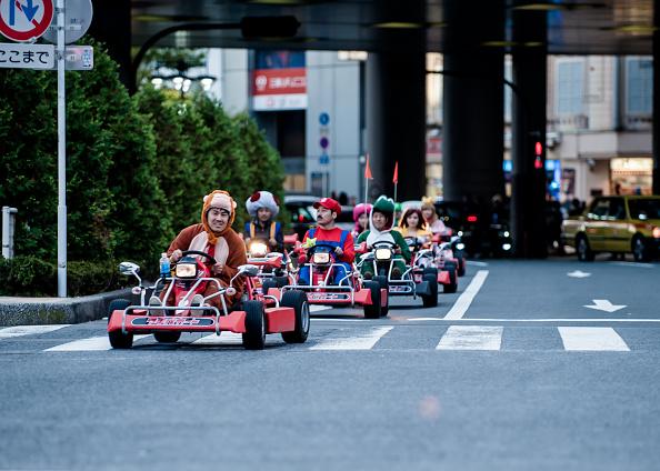 Tokyo - Japan「Real Mario Kart In Tokyo」:写真・画像(4)[壁紙.com]
