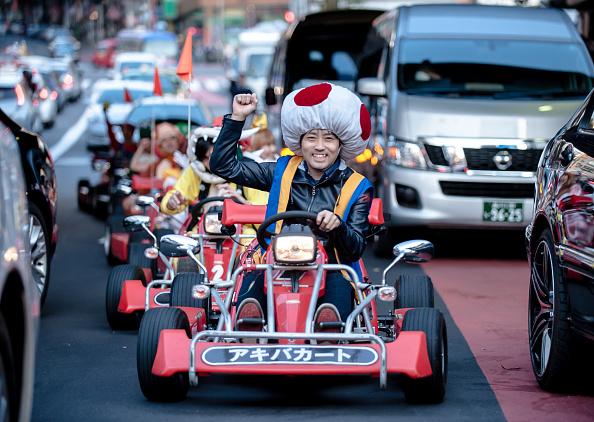 Tokyo - Japan「Real Mario Kart In Tokyo」:写真・画像(5)[壁紙.com]