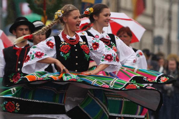 Traditional Clothing「Oktoberfest 2011 - Costume and Riflemen's Procession」:写真・画像(15)[壁紙.com]