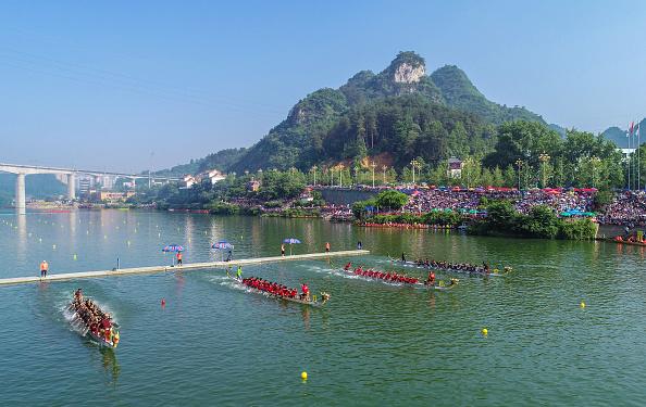 ヒューマンインタレスト「Dragon Boat Festival In China」:写真・画像(19)[壁紙.com]