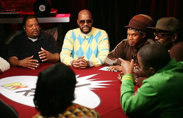 Scott Gries「Yo! MTV Raps 20th Anniversary Roundtable」:写真・画像(6)[壁紙.com]