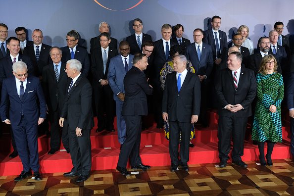 Security「Poland And U.S. Hold International Middle East Security Conference」:写真・画像(11)[壁紙.com]