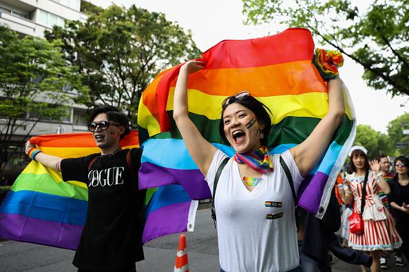 Tokyo - Japan「Tokyo Rainbow Pride Parade 2019」:写真・画像(8)[壁紙.com]