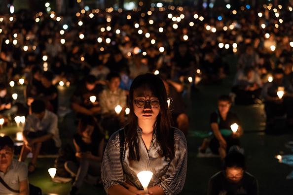 Bestpix「Hong Kong Remembers Tiananmen Massacre Anniversary」:写真・画像(1)[壁紙.com]