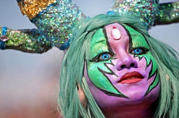 Coney Island - Brooklyn「Annual Mermaid Parade Held In Coney Island」:写真・画像(9)[壁紙.com]