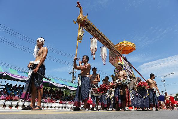 Homemade「Revelers Gather For The Annual Bun Bang Fai Rocket Festival」:写真・画像(3)[壁紙.com]