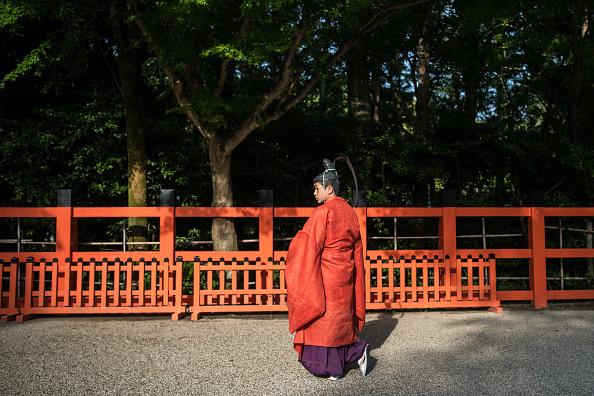 日本の神社「Aoi Festival In Kyoto」:写真・画像(3)[壁紙.com]