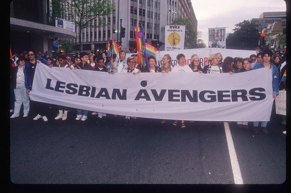 Lesbian「Gay Rights March」:写真・画像(17)[壁紙.com]