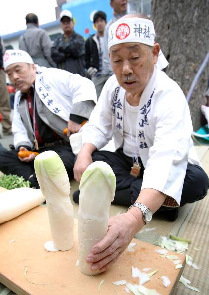 Radish「Kanamara Festival Takes Place In Japan」:写真・画像(17)[壁紙.com]