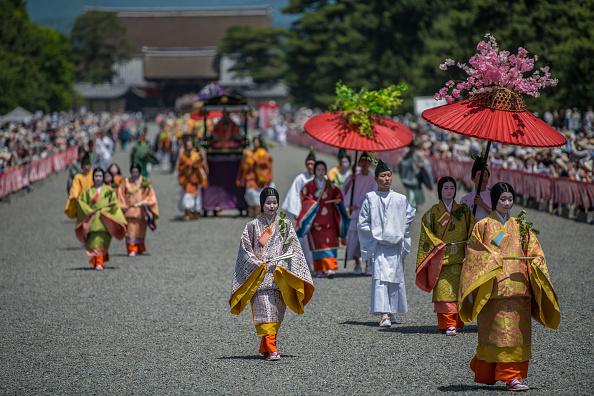 日本文化「Aoi Festival In Kyoto」:写真・画像(8)[壁紙.com]
