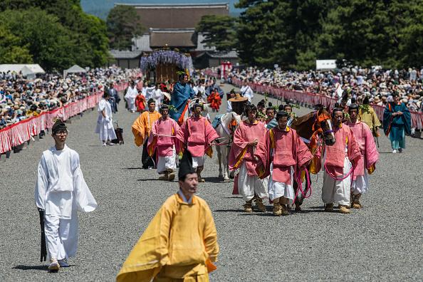 葵祭「Aoi Festival In Kyoto」:写真・画像(18)[壁紙.com]