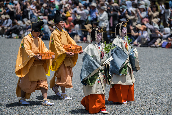 葵祭「Aoi Festival In Kyoto」:写真・画像(3)[壁紙.com]