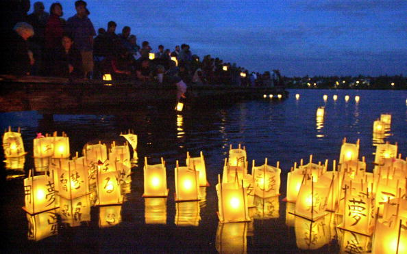 Floating Candle「From Hiroshima to Hope」:写真・画像(8)[壁紙.com]