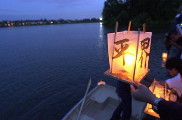 Floating Candle「From Hiroshima to Hope」:写真・画像(9)[壁紙.com]