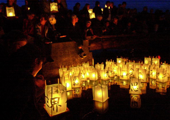 Floating Candle「From Hiroshima to Hope」:写真・画像(4)[壁紙.com]