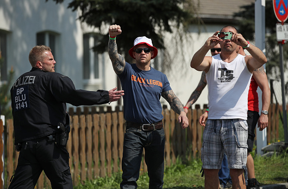Saxony「Neo-Nazis Hold Music Fest In Eastern Saxony」:写真・画像(11)[壁紙.com]