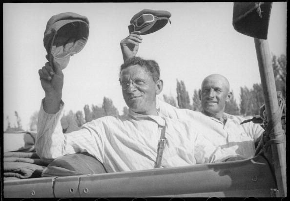 Max Penson「Automobile Race ' Moscow-Karakum-Moscow '」:写真・画像(6)[壁紙.com]
