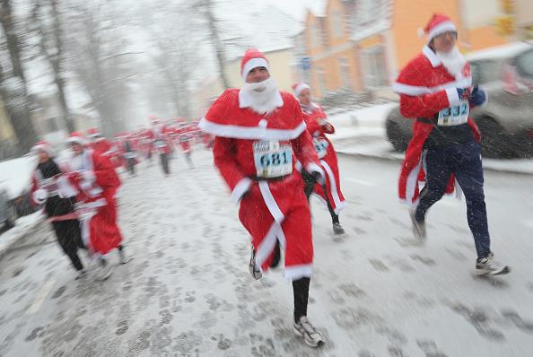 Participant「Annual Michendorf Santa Run」:写真・画像(2)[壁紙.com]