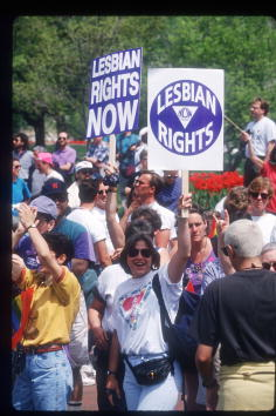 Lesbian「Gay Rights March」:写真・画像(16)[壁紙.com]