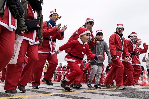 Holiday - Event「Great Santa Run In Tokyo」:写真・画像(5)[壁紙.com]