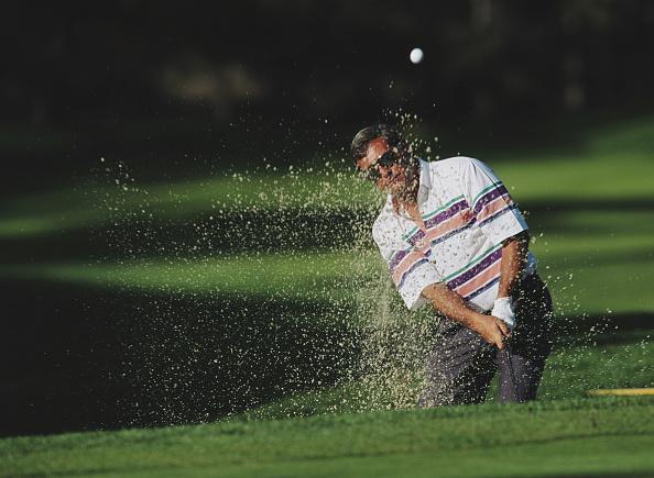 Sand Trap「AT&T Pebble Beach Pro-Am Golf」:写真・画像(2)[壁紙.com]