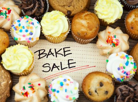 Cookie「Bake Sale Cookies and Cakes」:スマホ壁紙(5)