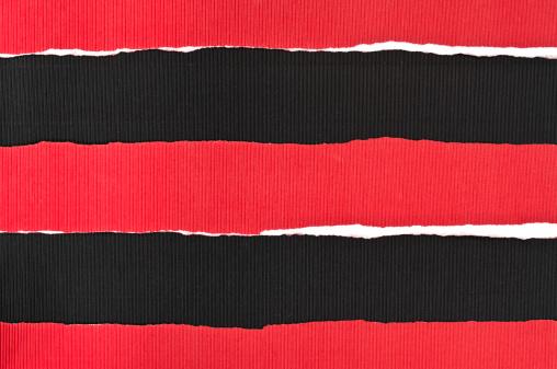 Rectangle「Red torn paper」:スマホ壁紙(10)